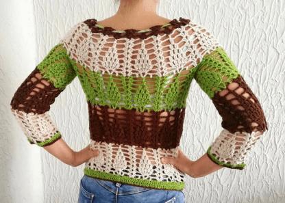 Sweterek abba