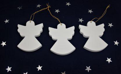 Aniołki białe