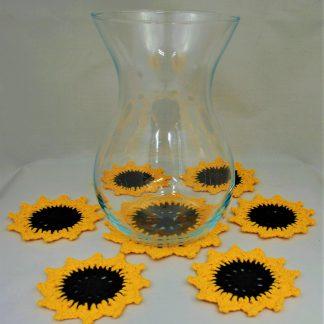 Podkładki słoneczniki