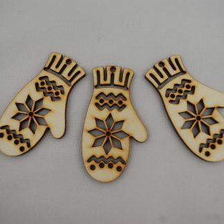 Drewniana rękawiczka