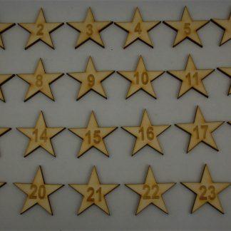 Gwiazdki adwentowe