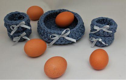 Gniazdka na jajka