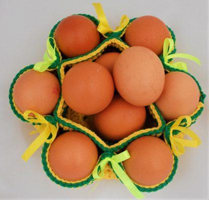 Koszyczek na jajka