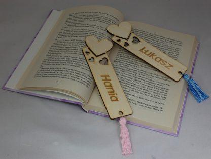 Personalizowane zakładki do książki