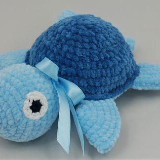 Niebieski żółwik
